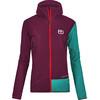 Ortovox W's 2,5 L MI Civetta Jacket Dark Very Berry